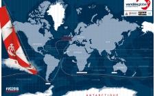 La Zone d'Exclusion Arctique, tracée avec l'aide des prévisions et des observations satellites, fixe la ligne rouge que les navigateurs ne doivent pas franchir