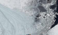Volcan Dallol (Ethiopie) vu par Pléiades
