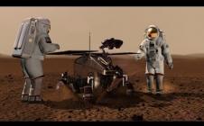 Poser le pied sur Mars, ça se prépare !